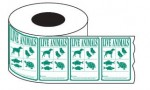 IATA Animal Species Labels